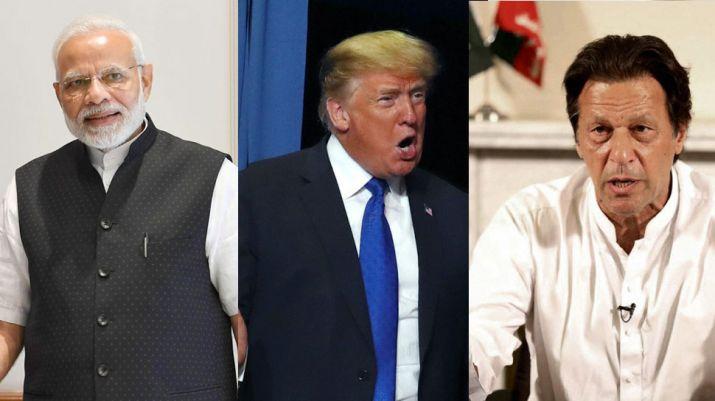 Modi or Imran Khan, whom did Donald Trump benefit?