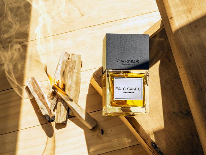 Carner Barcelona Woody Collection Palo Santo zapach świętego drzewa