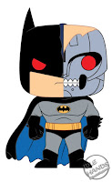 Toy Fair 2017 Funko Batman the Animated Series Pops