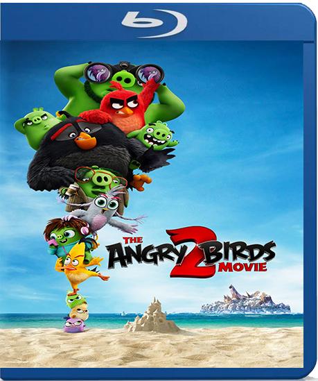 The Angry Birds Movie 2 [2019] [BD50 [Latino]