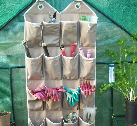 Give your garden tools a home