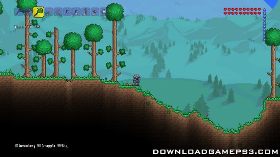 Terraria - Download game PS3 PS4 RPCS3 PC free
