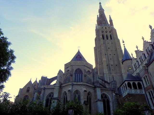 viajar belgica