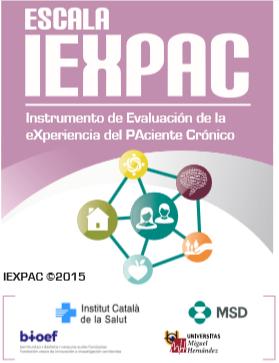 La experiencia de Pacientes Crónicos y Cuidadores con la atención sanitaria y social que reciben
