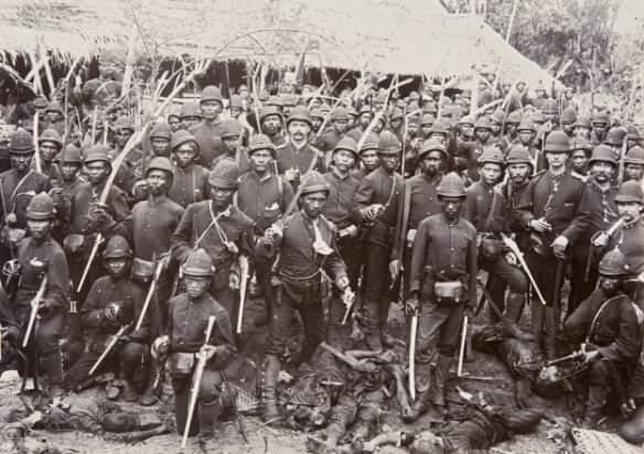 Mengenal Marsose, Militer Bayaran Di Masa Kolonial Hindia Belanda