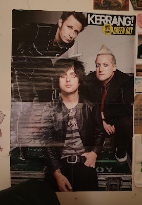 green day poster when September ends