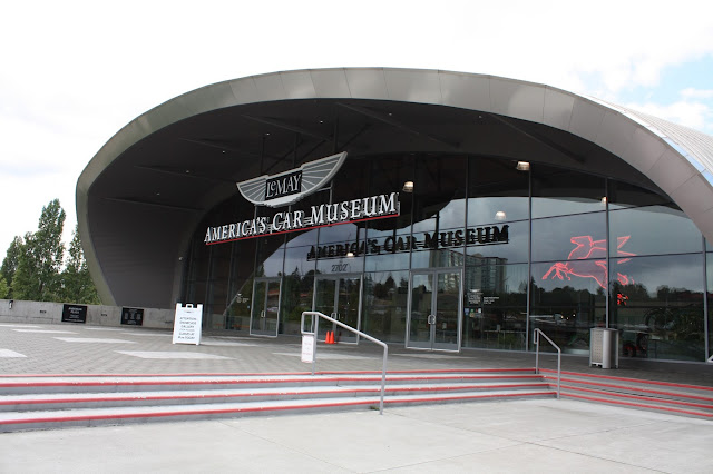 LeMay America's Car Museum in Tacoma, Washington