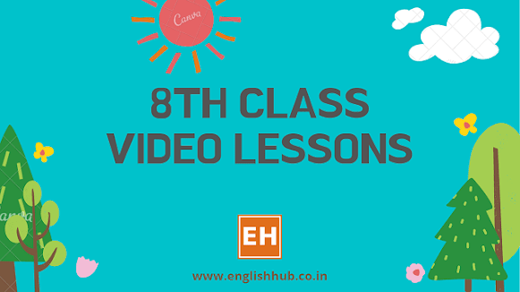 8th Class Samveda YouTube Video Lessons