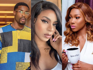 Ex-BBNaija Star, Venita Forbids Her Cousin Neo From Having A Relationship With Vee (VIDEO)