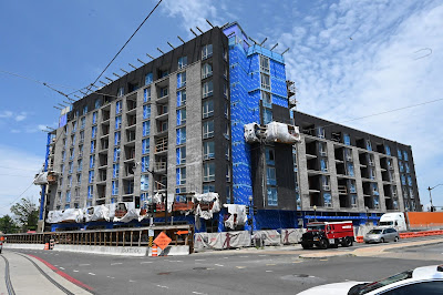 KGD Architecture, Starburst Intersection, Delta Sigma Theta Sorority, Gilbane Building Company, Dantes Partners