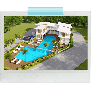 An architect's perspective of the Velmiro Greens Bohol Clubhouse