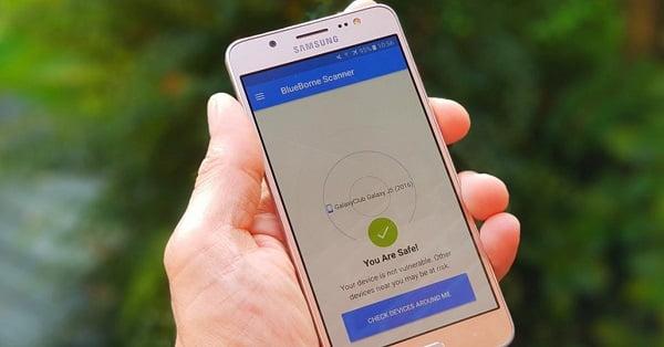 تحميل تطبيق BlueBorne Scanner لفحص ومعالجة الهاتف من الفيروس الخطير BlueBorne