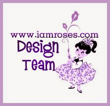 I am delighted to be a designer for I am Roses