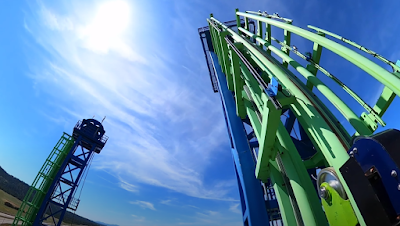 Silverwood Aftershock, Mounted POV Video