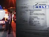 Pakai Dokumen BBM Perusahaan Lain, Mobil Tangki BBM Solar Non Subsidi Ditahan Polisi