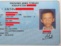 Cara Verifikasi ID Card di Clashot Tested