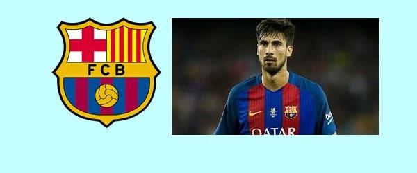برشلونة يعلن رحيل اندريه جوميز