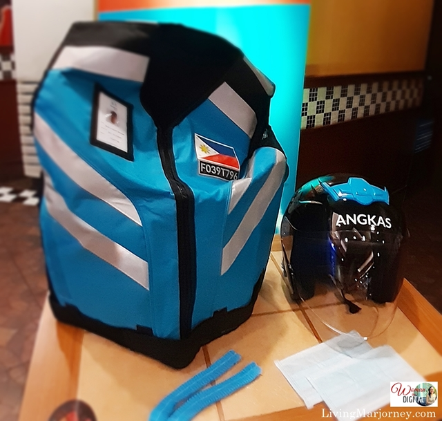 ANGKAS Safety Gear