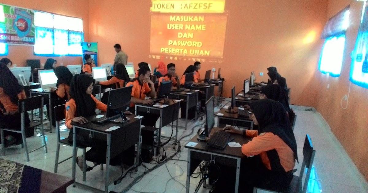 Smkn 6 Tebo Kegiatan Pelaksanaan Unbk Smkn 6 Tebo Tanggal 3 6 April 2017