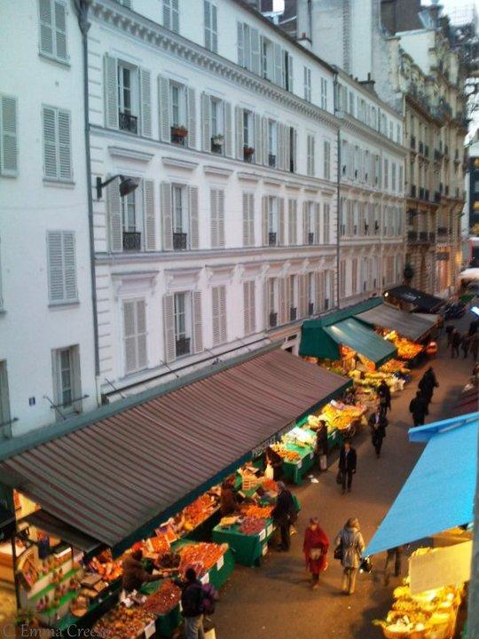 Adventures of a London Kiwi Paris Apartment