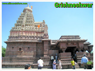 Grishneshwar – Aurangabad In Maharastra.