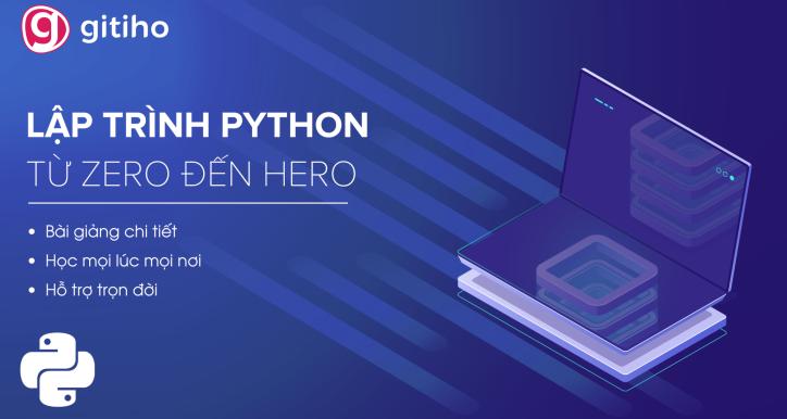 Share khóa học PY01 - Phân tích dữ liệu với lập trình Python From Zero to Hero