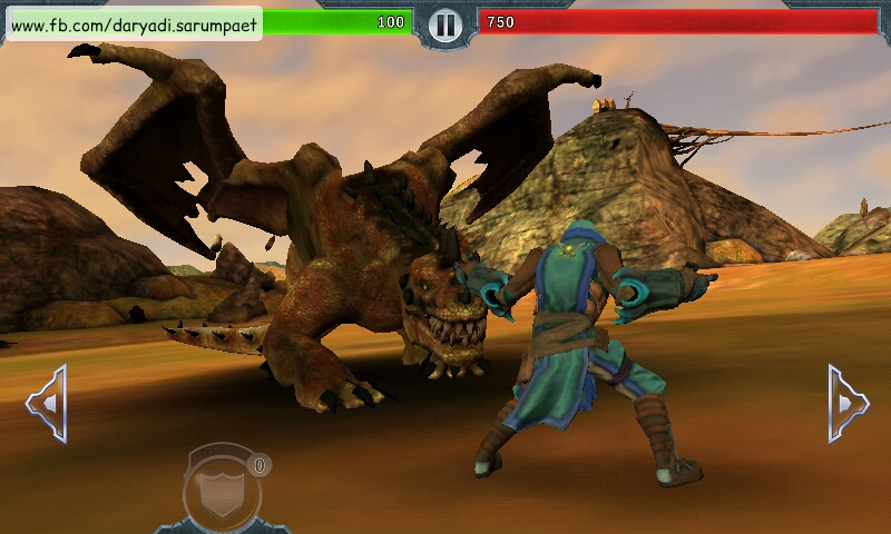 400 MB] Dragon Slayer APK + OBB Android Game Download +