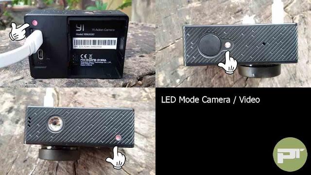 Pahami Maksud Dari Indikator LED Kamera Xiaomi Yi Kamu