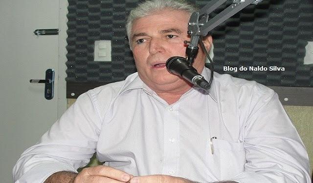 Morre o médico e ex-vice-prefeito de Pombal, Geraldinho, vítima de Covid-19