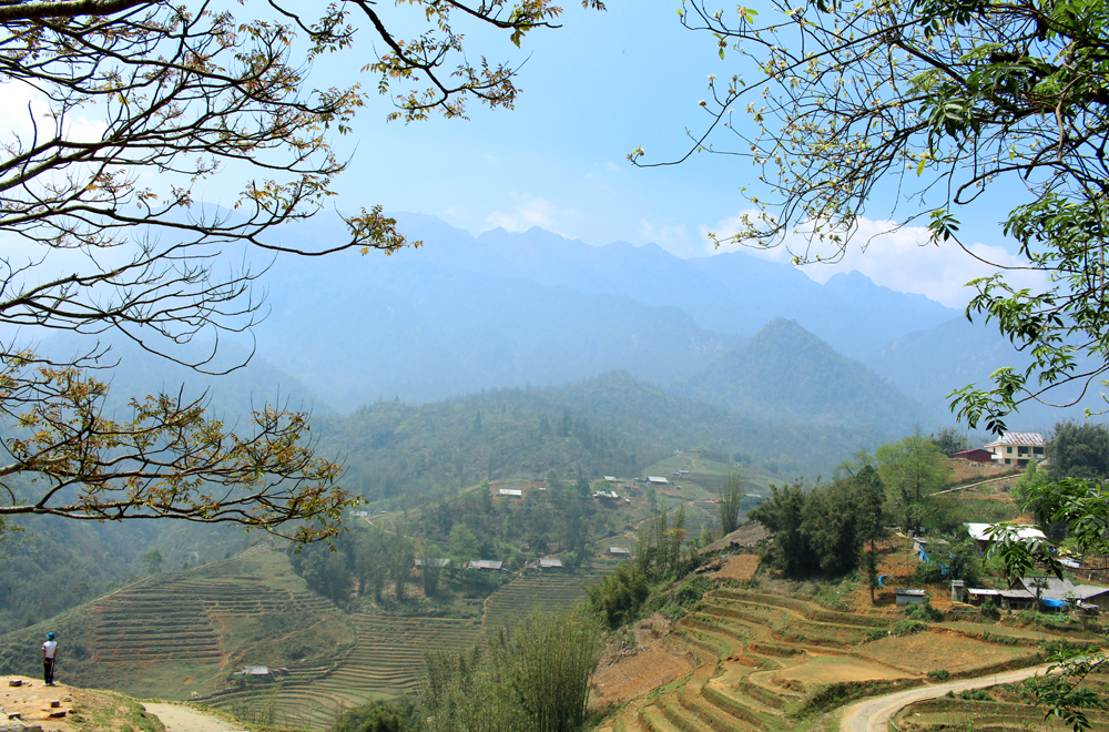 Sapa views, Vietnam - travel blog