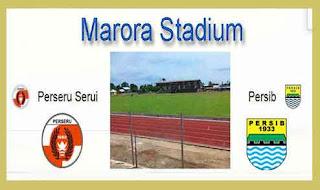 Keangkeran Marora Stadium bagi Persib Bandung