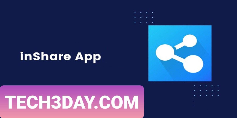 تحميل InShare أقوى تطبيق لمشاركة الملفات بين مختلف الأجهزة