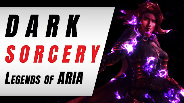 Legends of Aria Dark Sorcery DLC Announced!