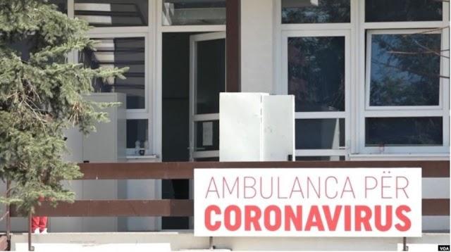Shtatë të vdekur nga COVID-19, 163 të shëruar dhe 71 raste të reja