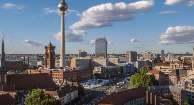 عاصمة ألمانيا