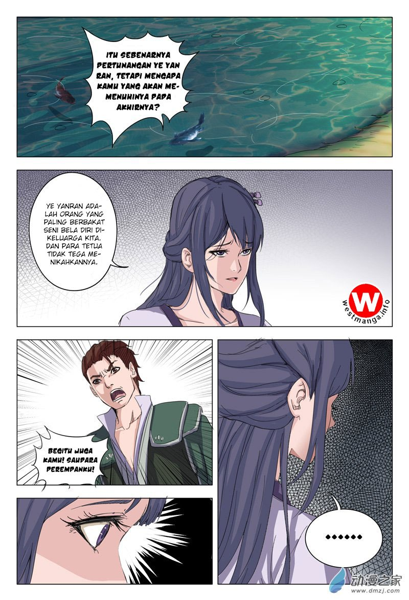 Deity's Path through Ten Thousand Worlds: Chapter 12 - Page 8