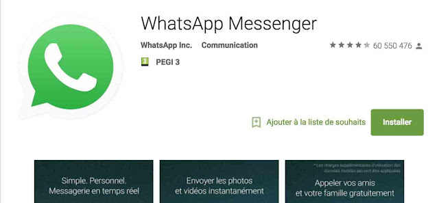 whatsapp-copy-fraudulent-downloaded-million-times-google-play-store