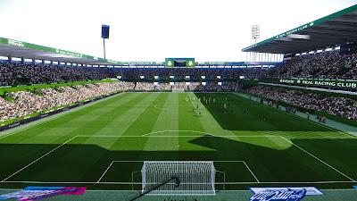 PES 2020 Stadium El Sardinero