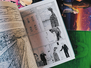 Cinque Anni  Terry Moore recensione