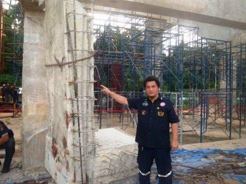 Perut Hancur Tertimpa Truk Sembuh Oleh Kuasa Yesus | Bruce Van Natta