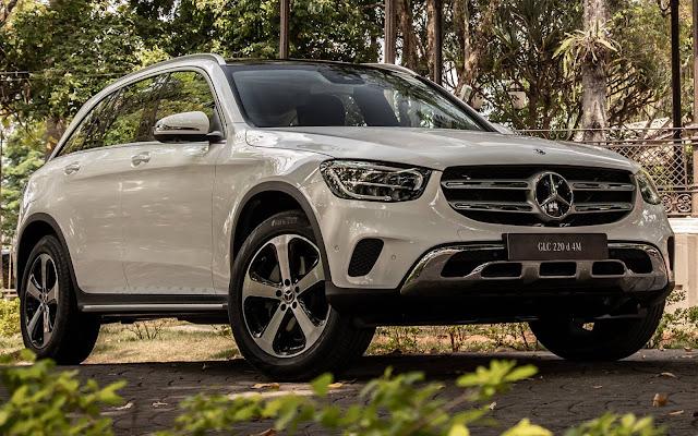 Mercedes-Benz GLC 2020 diesel: preços e detalhes - Brasil