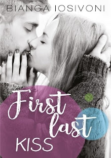"""[PRZEDPREMIEROWO] """"First last kiss"""" Bianca Iosivoni"""