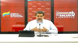El presidente de la República Bolivariana de Venezuela, Nicolás Maduro, llamó a mantener la unidad...
