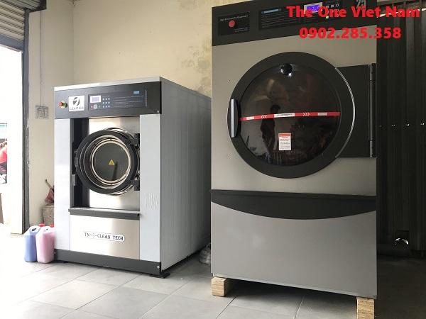 Máy giặt công nghiệp cho tiệm giặt ở Lạng Sơn