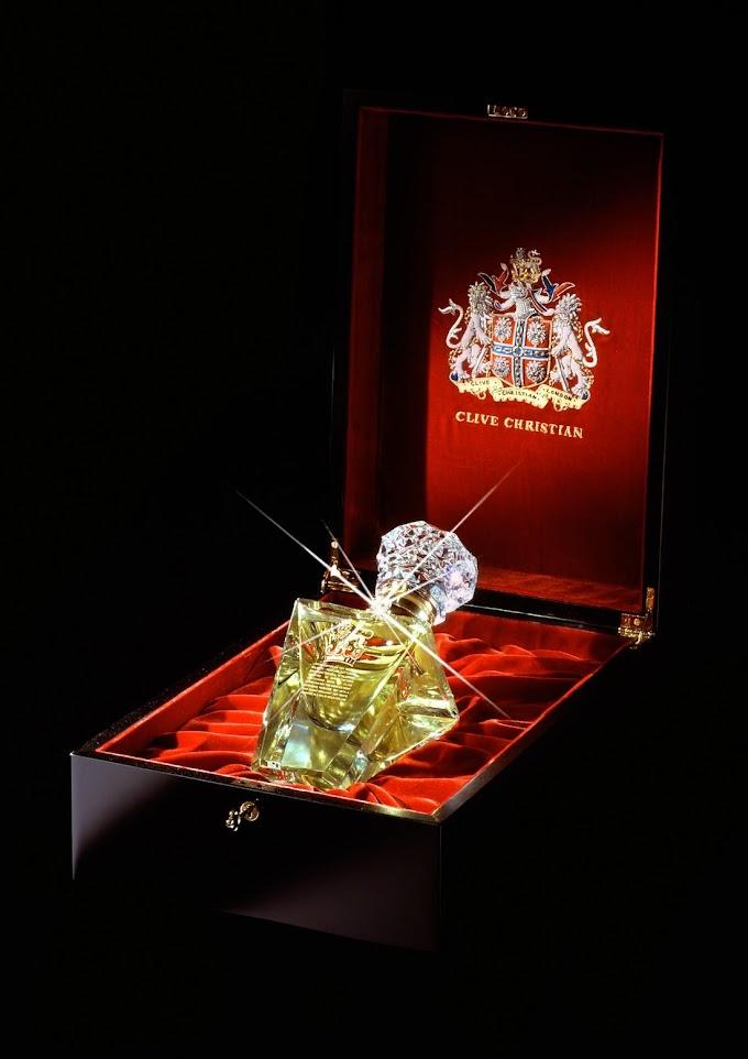 Qual é o perfume mais caro do mundo?