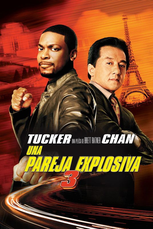 Una pareja explosiva 3 (2007) Full HD 1080p Latino