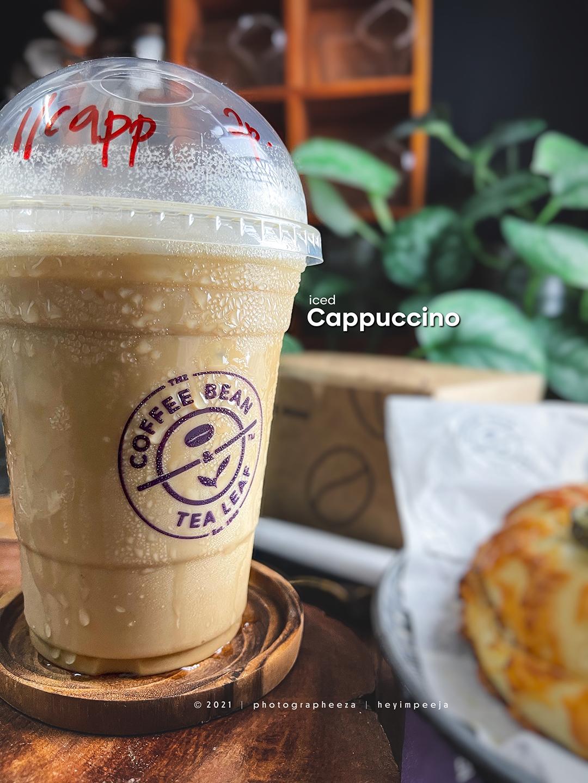 Coffee Bean Iced Cappcuccino