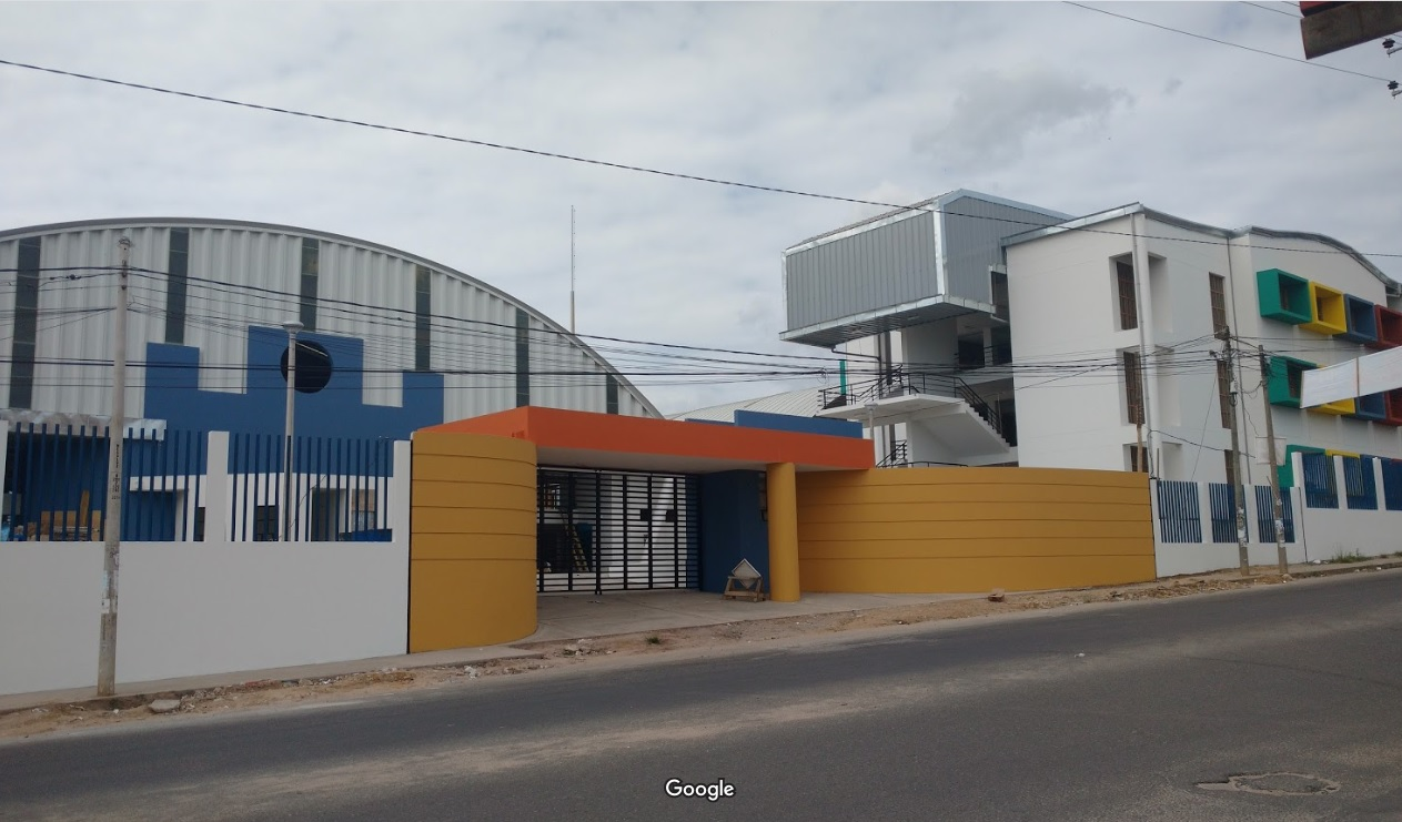 CEBA Juan Jimenez Pimentel - Tarapoto