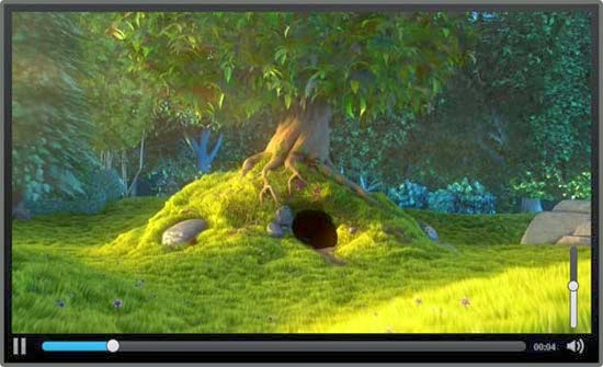 Building a custom HTML5 video player with CSS3 and jQuery
