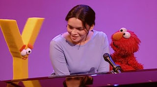 Don't Know Y song performed by Norah Jones and Elmo. Sesame Street Alphabet Songs